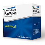 Pure Vision Multifocal 6pk контактные линзы