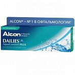 Dailies AquaComfort Plus Toric 30pk контактные линзы